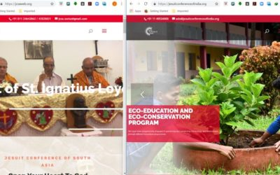 Re-Launch of JCSA and JCI websites