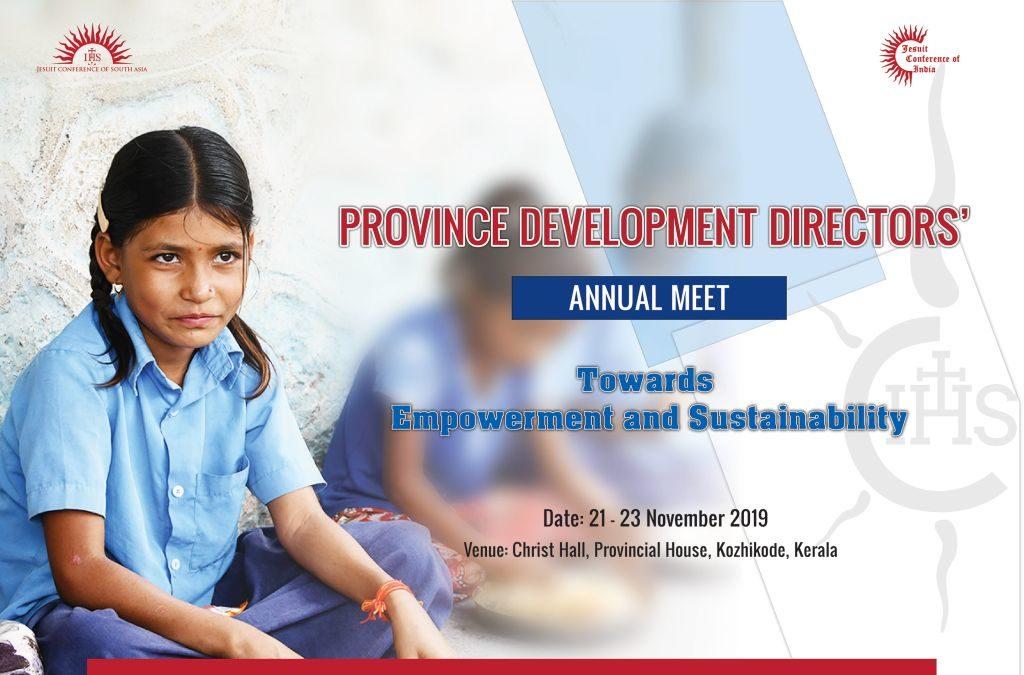 Province Development Director's Annual Meet