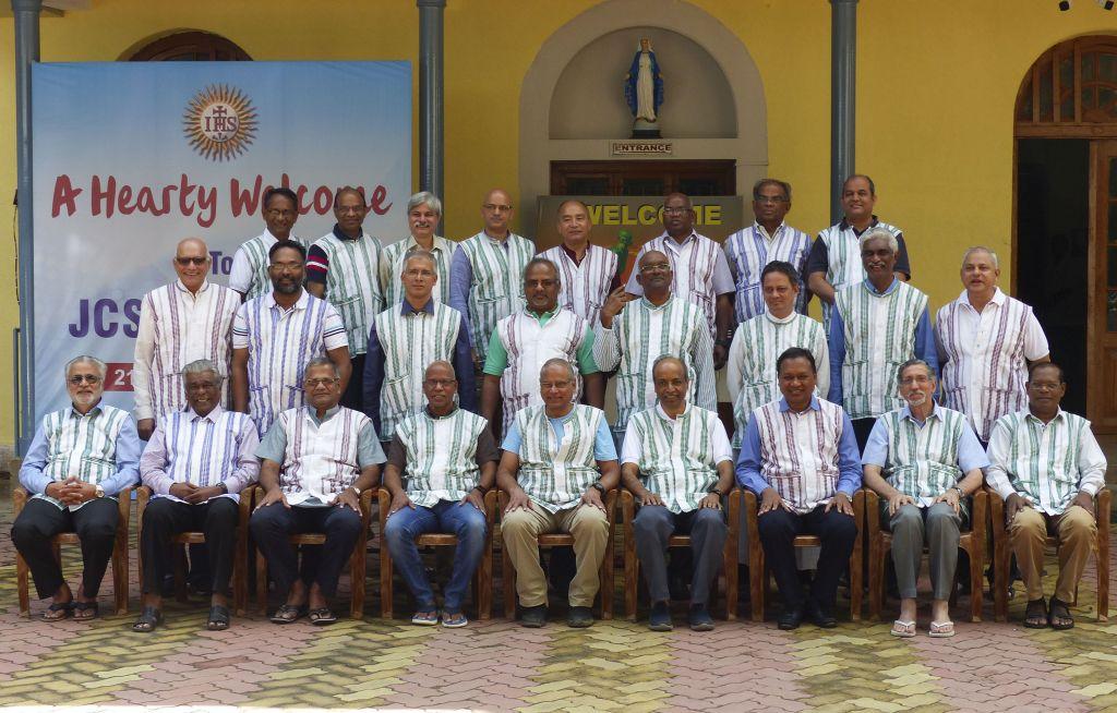 JCSA meeting held at Manresa House, Ranchi 21-28 October 2019
