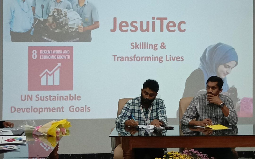 JesuiTec Annual Meeting- Xavier University Bhubaneshwar, 29-30 November 2019