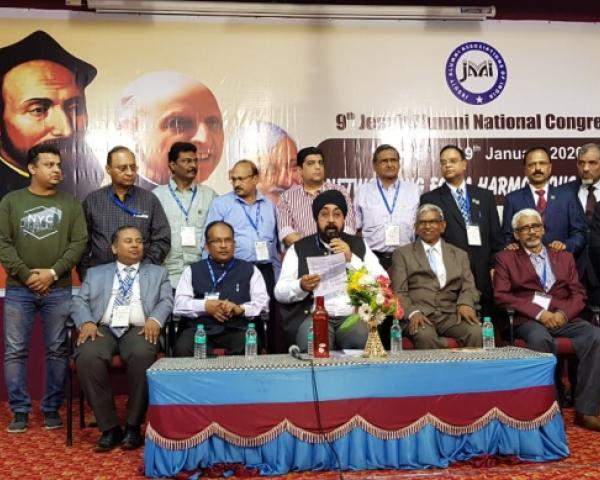 Report on 9 th National Congress of JAAI