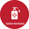 Sanitiser Distribution