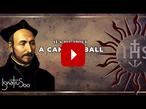 IT'S ALL ABOUT A CANNON BALL…